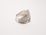Katia Kolinger Jewelry – Prsten - mušle z Uvita, Kostarika / The Ring - a shell from Uvita, Costa Rica – 1