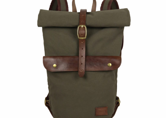 Promise Clothing – Batoh RollTop Daily 18 - all khaki