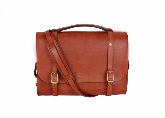 Promise Clothing – Leather Briefcase
